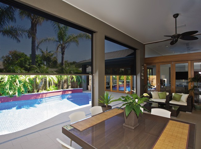 Zipscreen Blinds Melbourne Motorised Blockout
