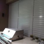 External aluminium shutters Melbourne