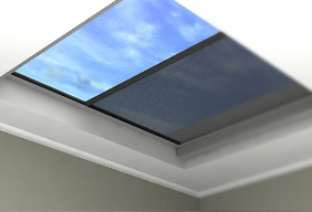 Skylight Blinds Melbourne Motorised Manual