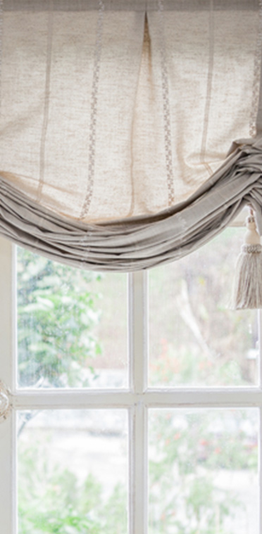 Austrian Blinds Melbourne | Lace Curtains | Sheers